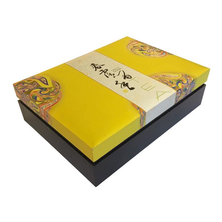 月餅精裝盒