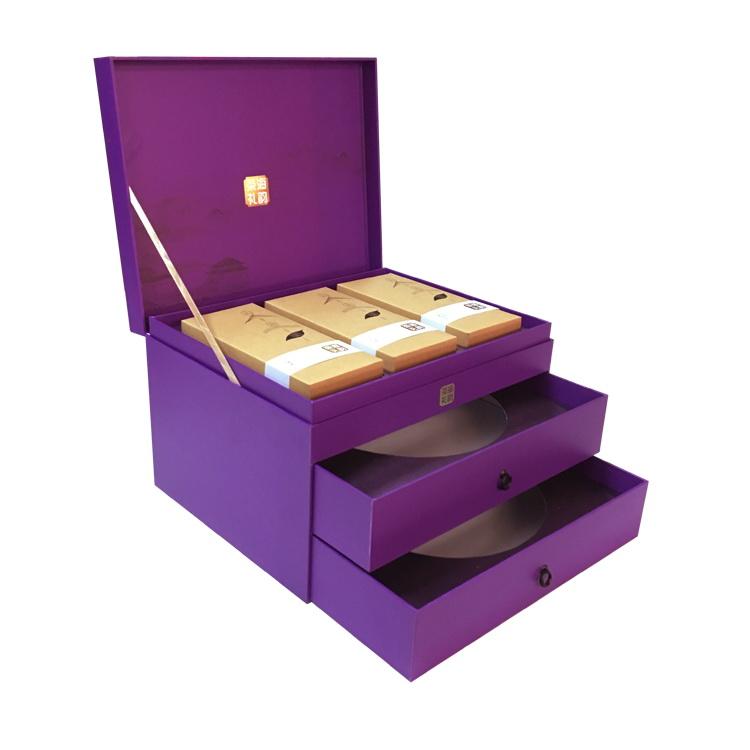 高檔三層禮盒